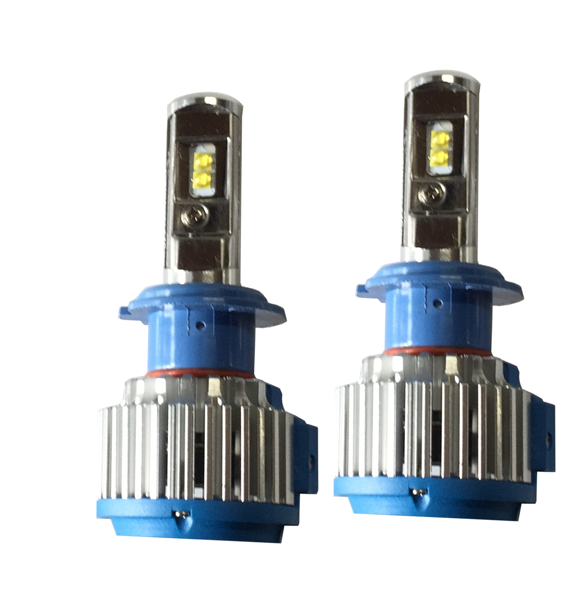KIT H4 55W 6000K TURBO LED CANBUS